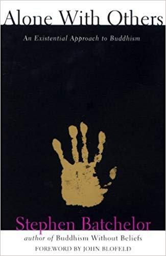 Batchelor Alone cover art