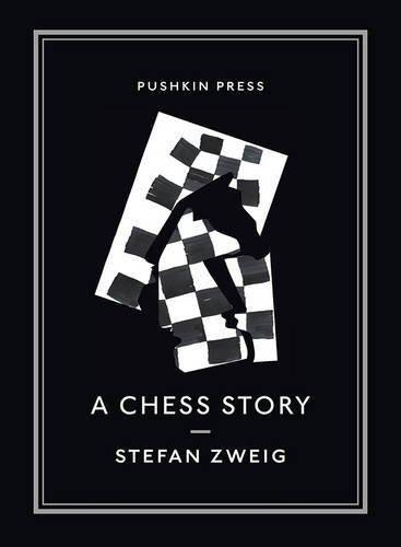 Zweig Chess Story Pushkin cover art