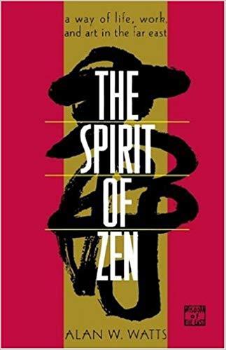 Alan Watts Spirit of Zen cover art