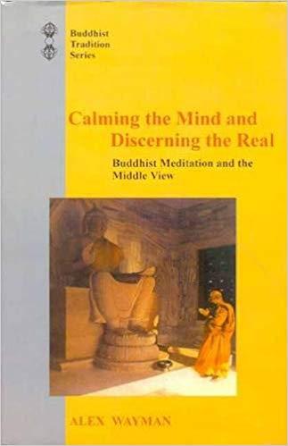 Tsongkhapa Wayman Calming cover art