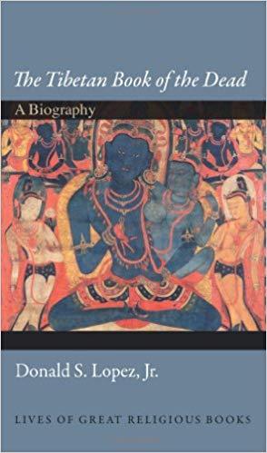 Lopez Tibetan Book of Dead cover art