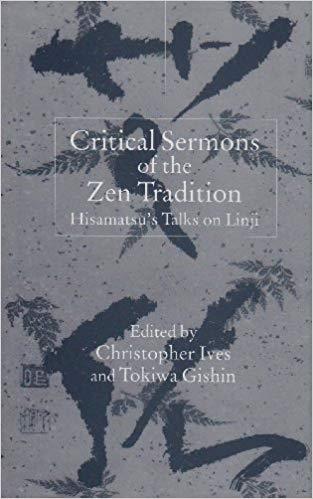 Hisamatsu Sermons cover art
