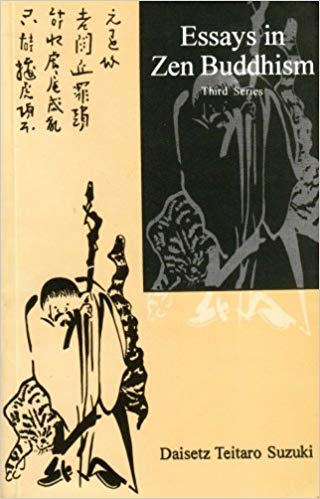 Suzuki Essays 3rd cover art