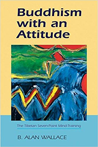 Wallace Buddhism Attitude cover art