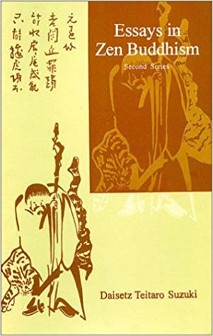 Suzuki Essays 2nd cover art