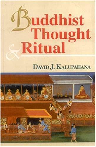 Kalupahana Thought Ritual cover art