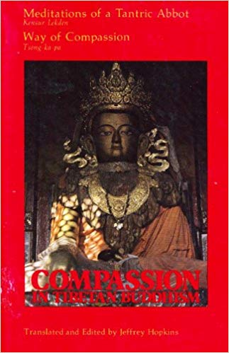 Compassion in Tibetan Buddhism cover art