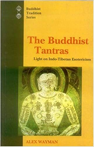 Wayman Buddhist Tantras cover art
