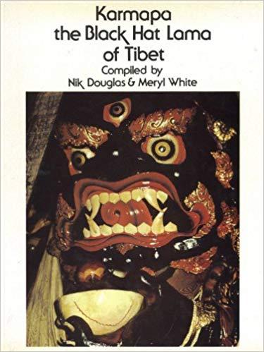 Douglas and White Karmapa cover art