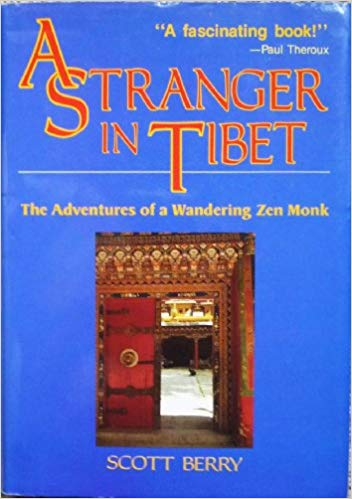 Berry Stranger in Tibet cover art