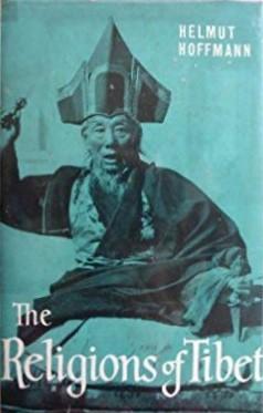 Hoffmann Religions of Tibet cover art