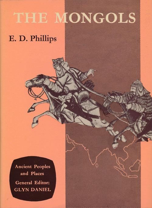 Phillips Mongols cover art