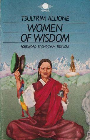 Allione Women of Wisdom cover art