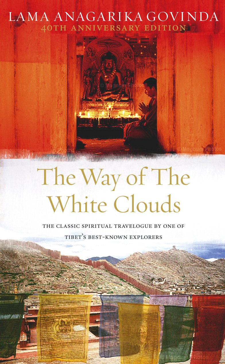 Govinda Way of White Clouds cover art