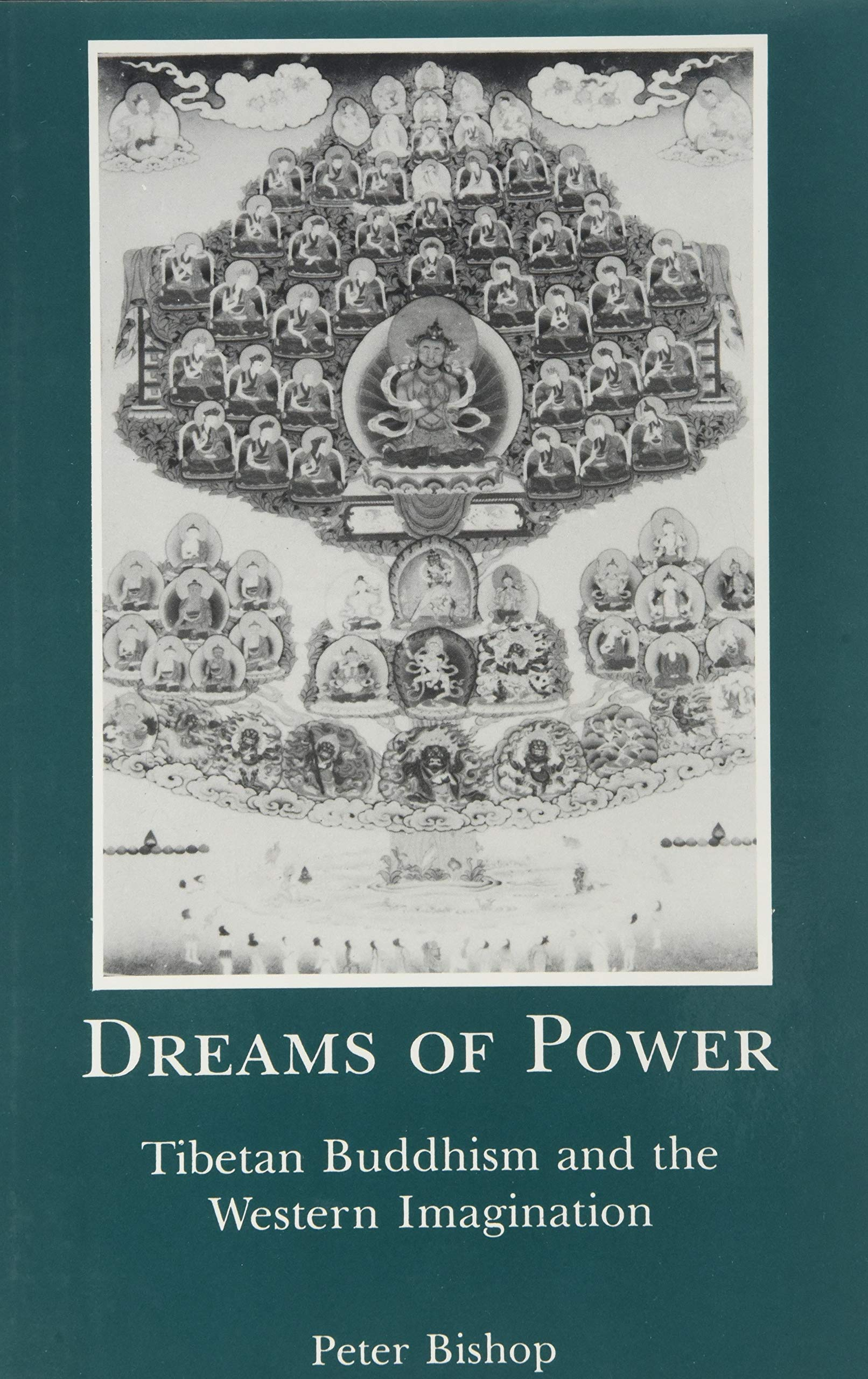Bishop Dreams of Power cover art