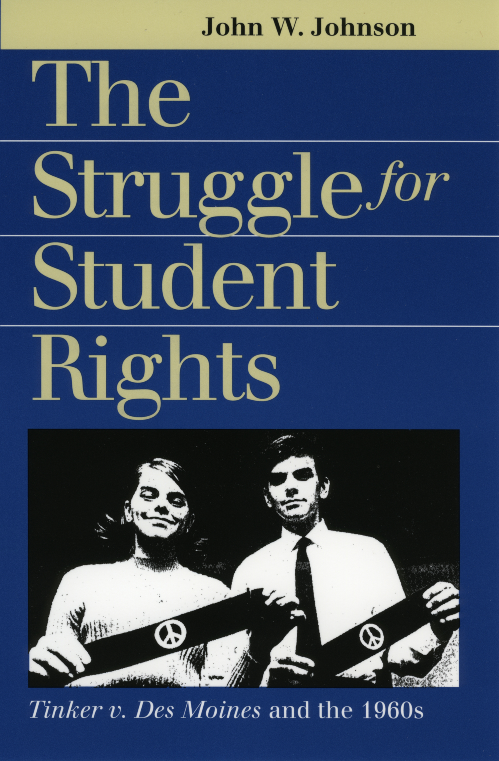 Johnson Struggle cover art