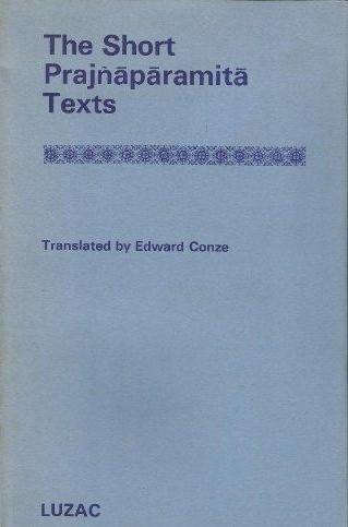 The Short Prajñaparamita Texts cover art