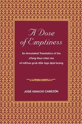 Cabezón Dose of Emptiness cover art