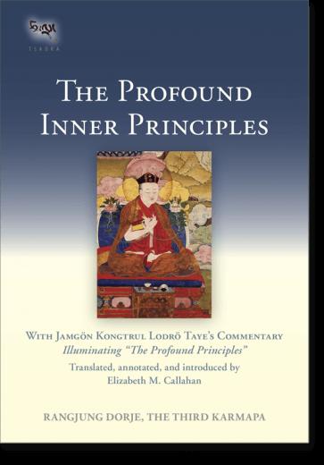 Dorje Profound Inner cover art
