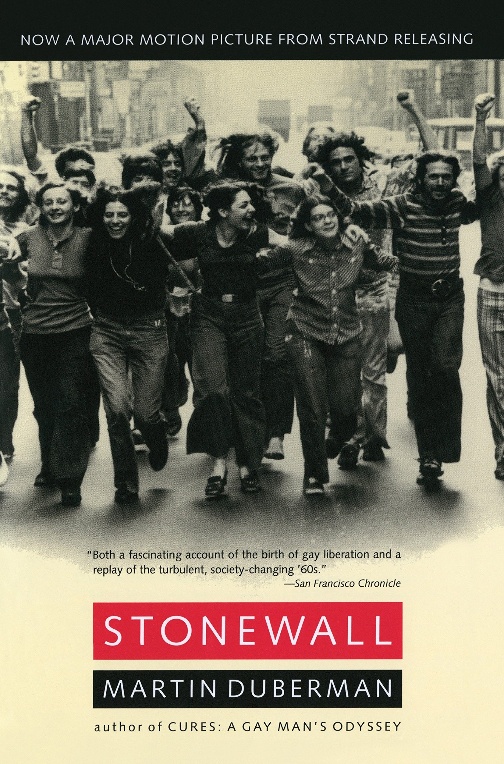 Duberman Stonewall cover art
