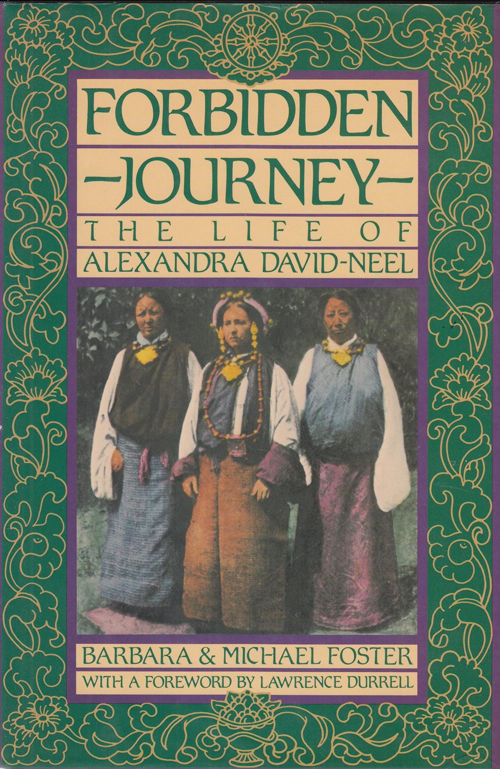 Foster Forbidden Journey cover art