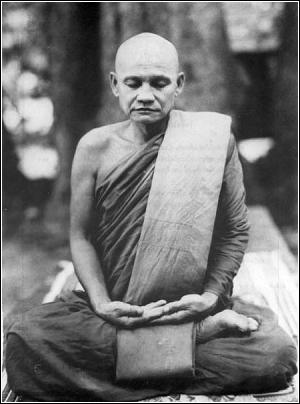 Ajahn Chah portrait Wikimedia