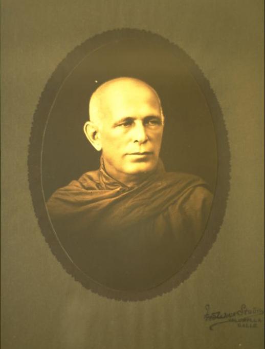 Nyanatiloka portrait Wikimedia