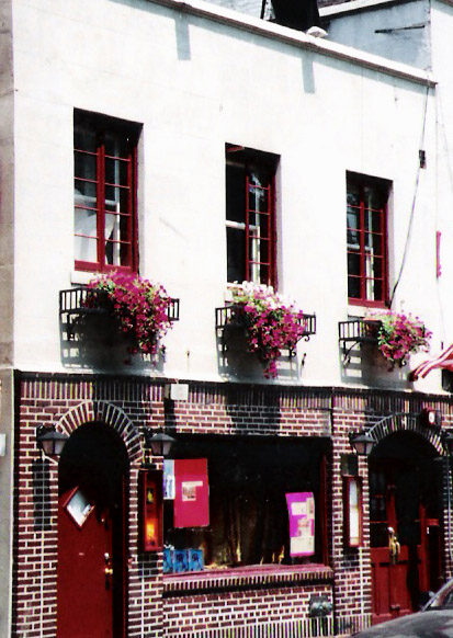 Stonewall Inn exterior