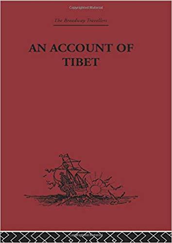 Desideri Account of Tibet cover art