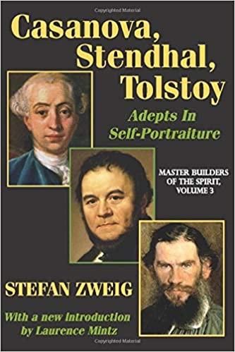 Zweig Adepts Casanova cover art