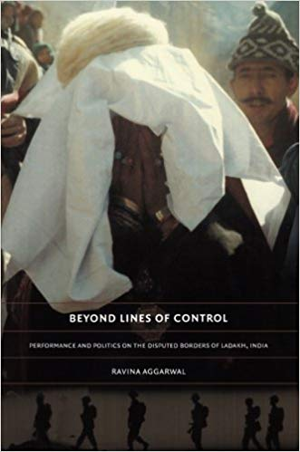 Aggarwal Beyond Lines cover art