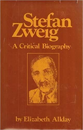 Allday Zweig Biography cover art