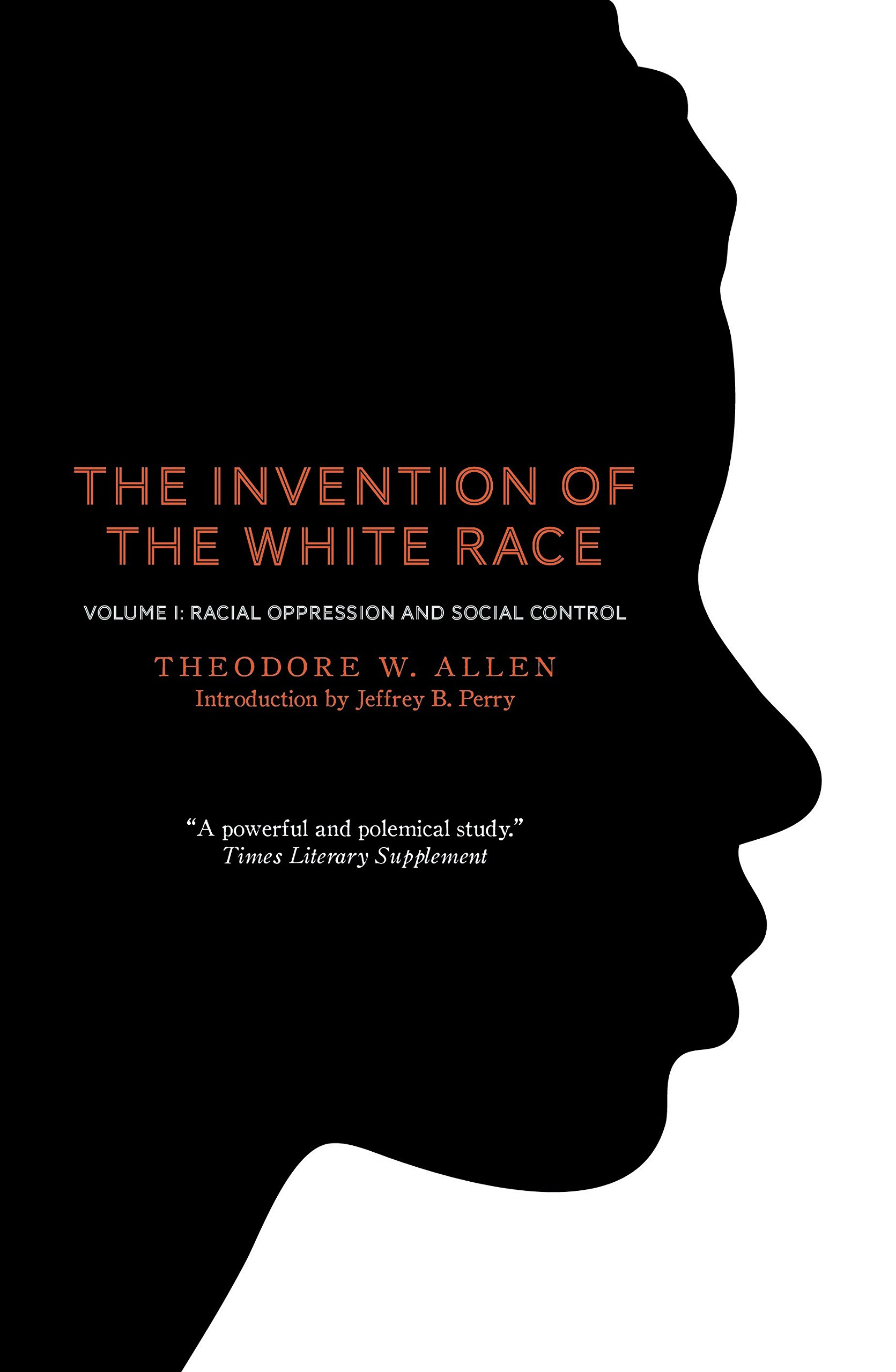 Allen Invention of White Race cover art
