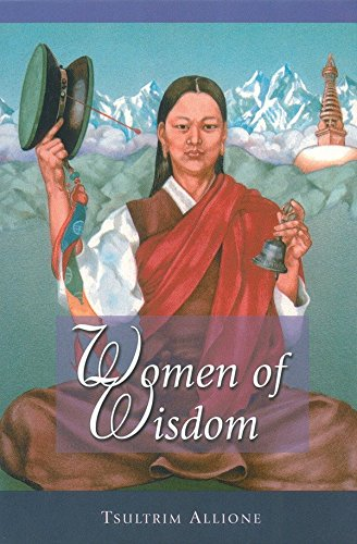 Allione Women of Wisdom cover art