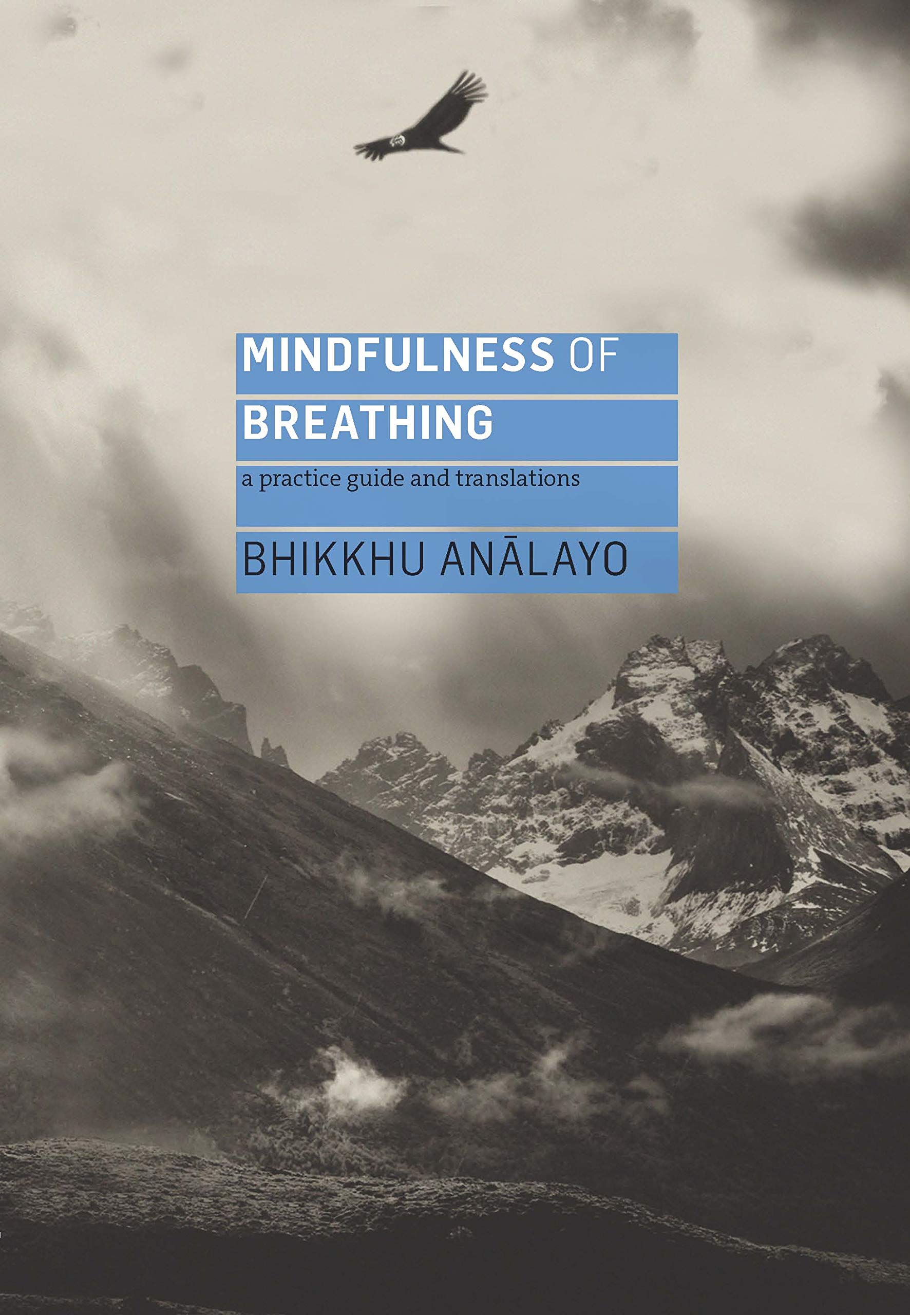 Analayo Mindfulness of Breathing Practice Guide cover art