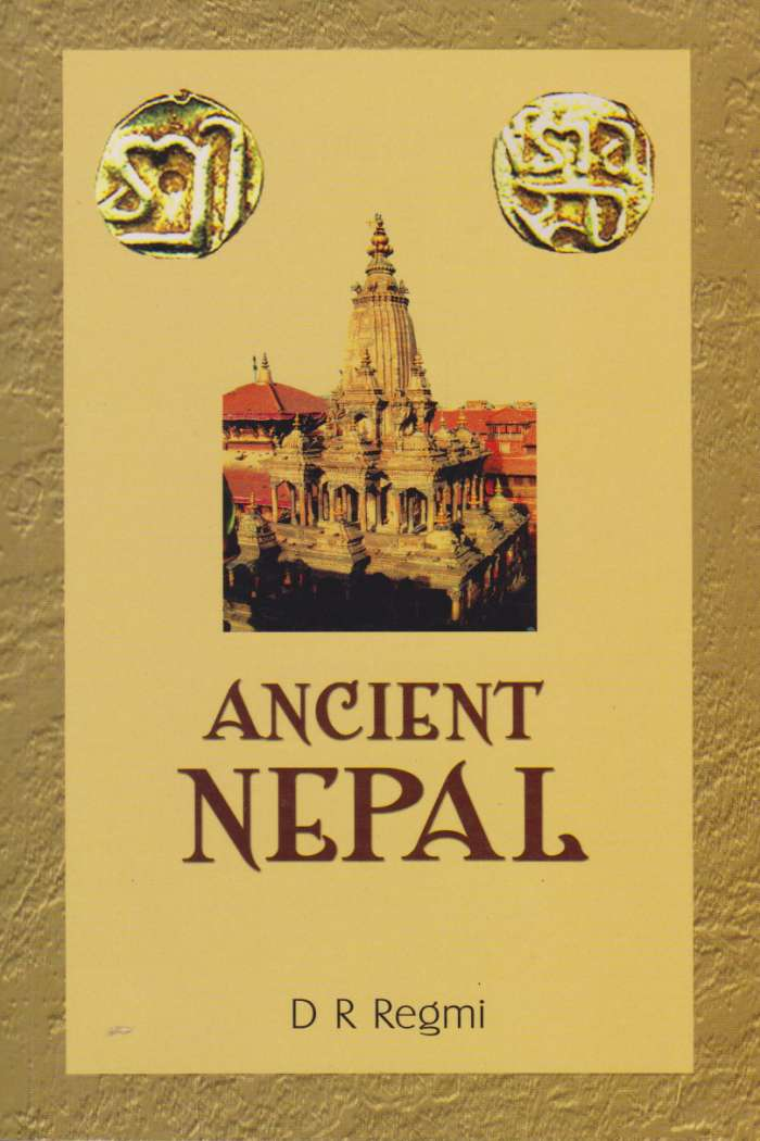 Regmi Ancient Nepal cover art