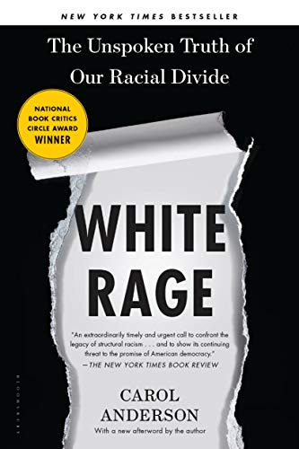Anderson White Rage cover art