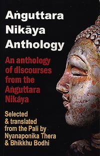 Nyanaponika Bodhi Anguttara cover art
