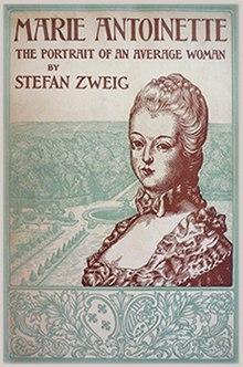 Zweig Marie Antoinette cover art