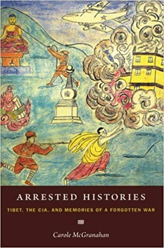 McGranahan Arrested Histories cover art
