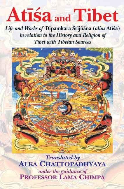 Chattopadhyaya Atisa and Tibet cover art
