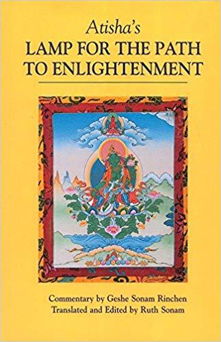 Rinchen Atisha's Lamp cover art