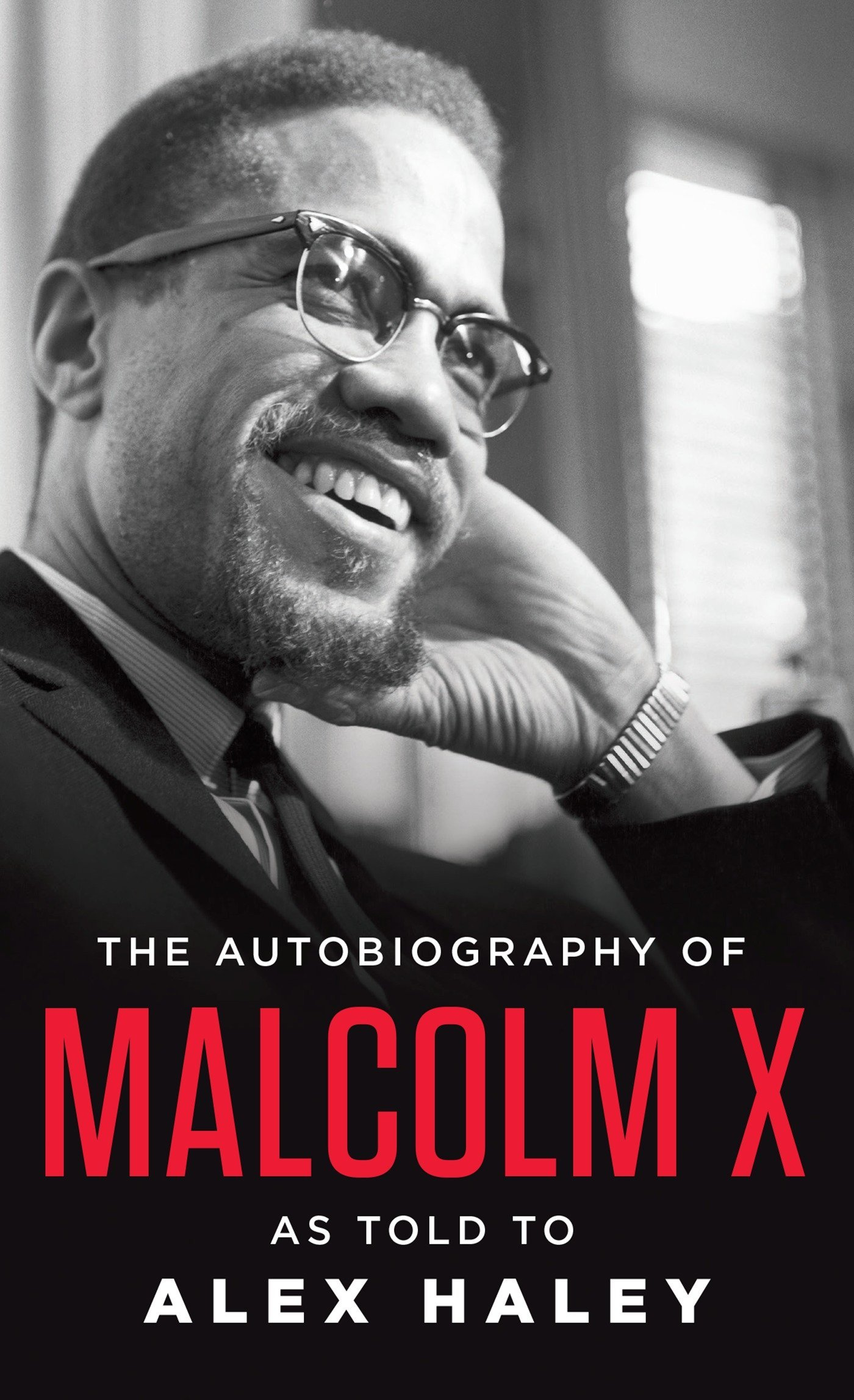 Autobiography of Malcolm X cover art