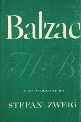 Zweig Balzac cover art