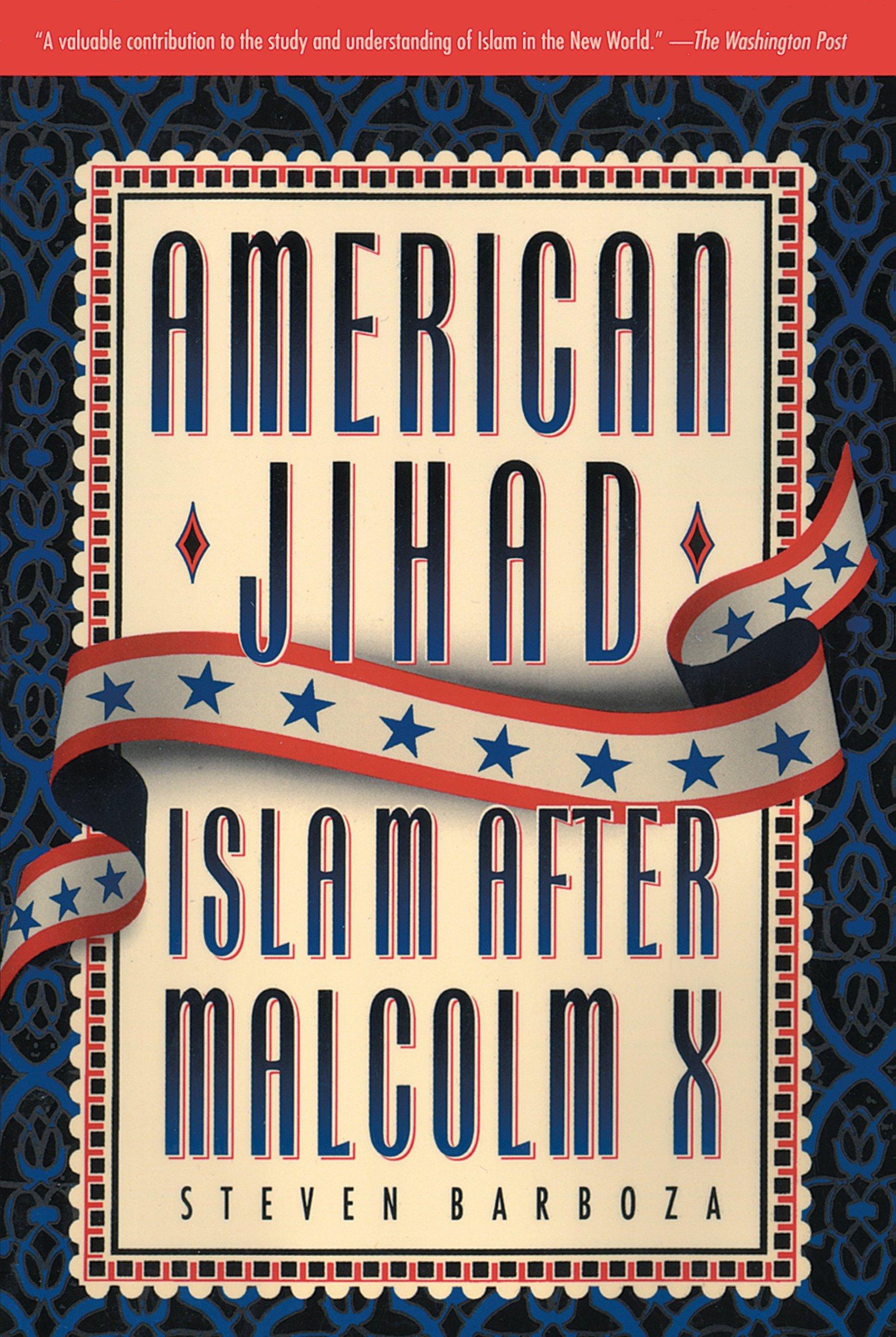 Barboza American Jihad cover art