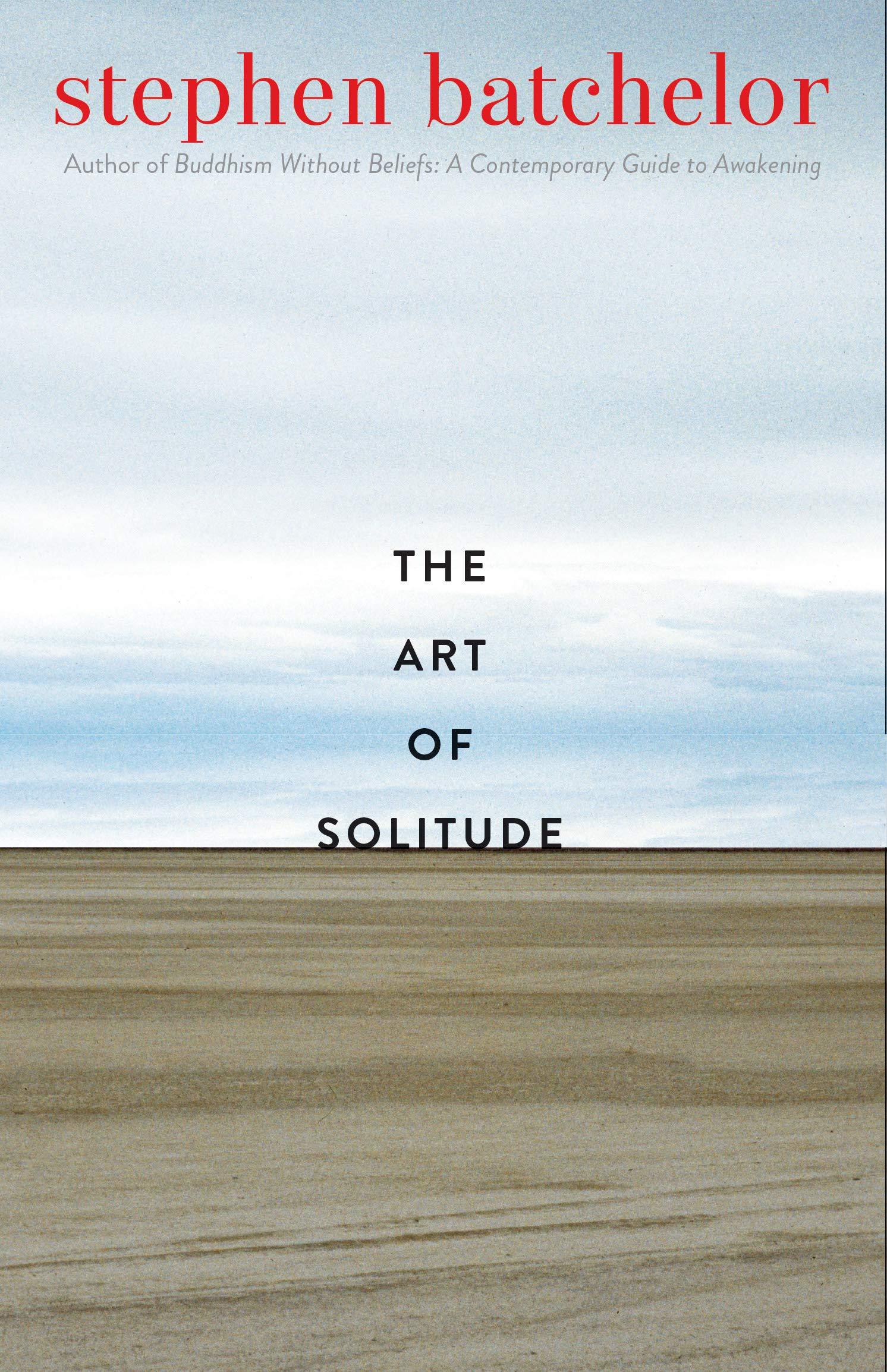 Batchelor Art of Solitude cover art