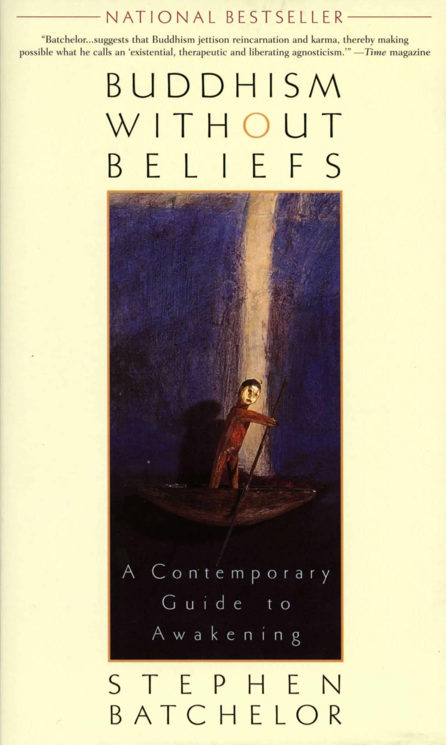 Batchelor Buddhism Beliefs cover art