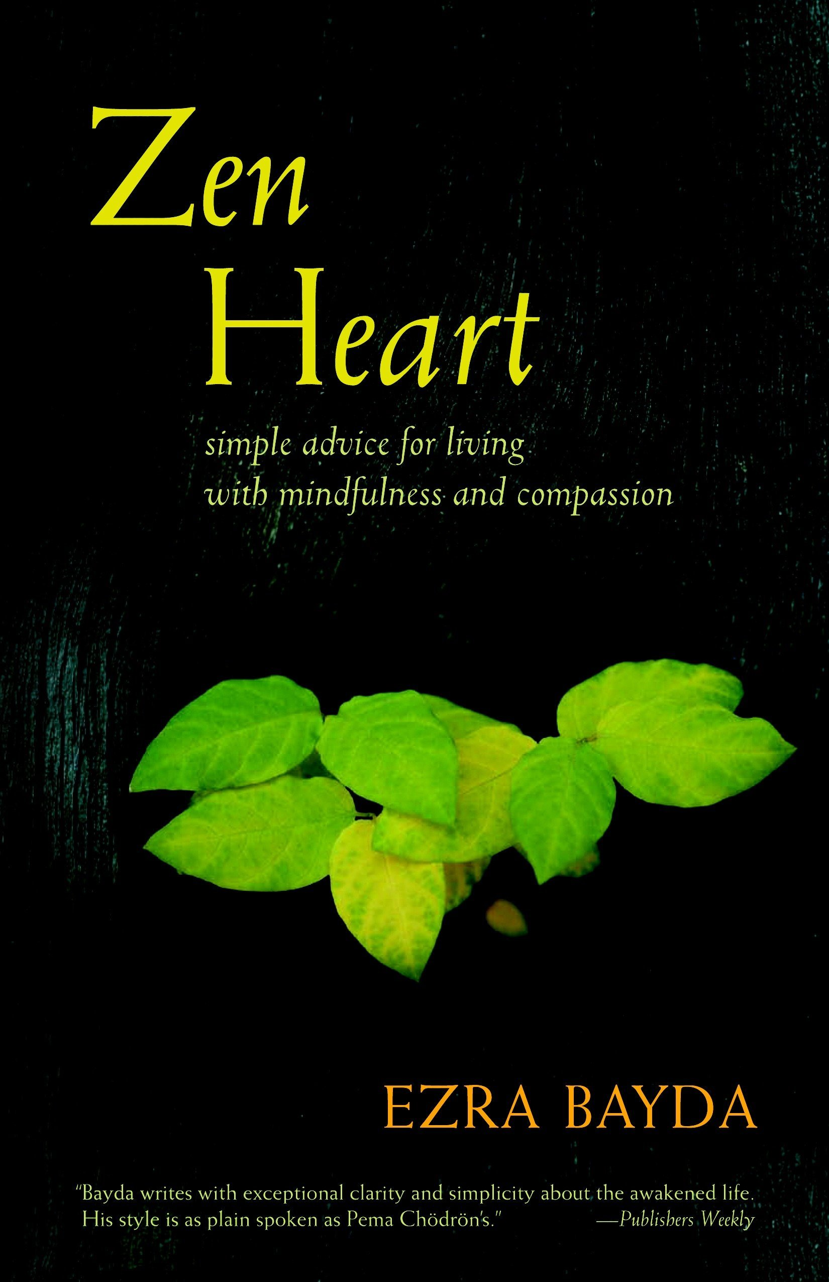 Bayda Zen Heart cover art