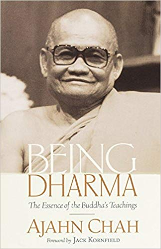 Chah Being Dharma cover art