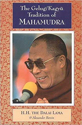 Dalai Lama and Berzin Gelug cover art